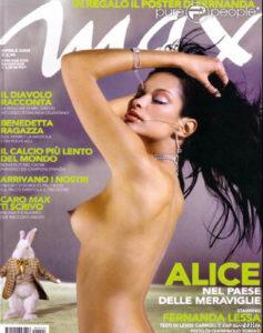 Fernanda Lessa Cover